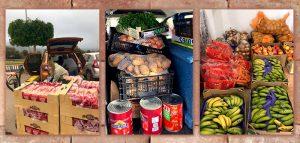 Pollença Cares Food Bank Supply